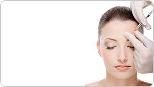 Botulinum Botox zur Faltenunterspritzung