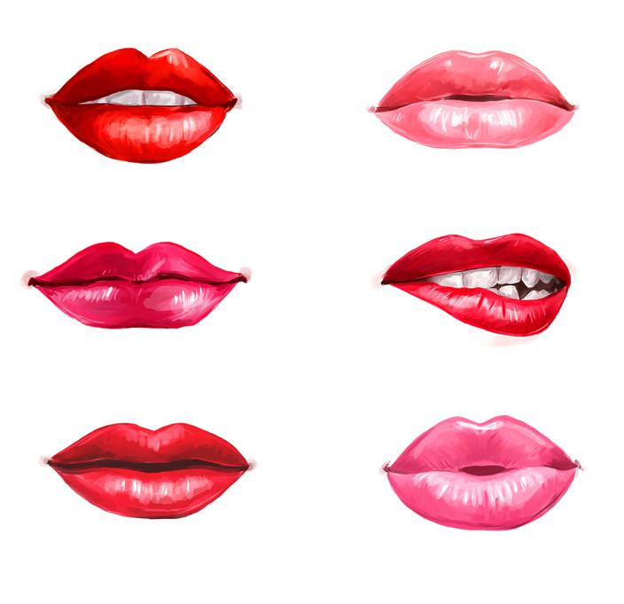 Lippenkorrektur mit Hyaluronsäure Fillern